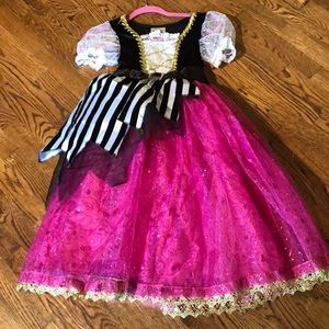 Disney Cruise Pirate Princess Party Dress Costume